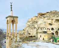 The old minaret Royalty Free Stock Images