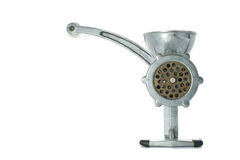 Old mincer Royalty Free Stock Photography
