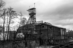 Old mine Stock Images