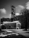 Old mine Landek Royalty Free Stock Photo