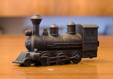 Old Miniature Train Royalty Free Stock Image