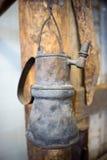 Old Mining Apparatus Jug Royalty Free Stock Images