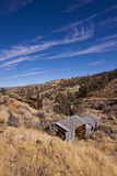 Old Mining Camp Royalty Free Stock Images