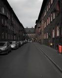 Old Mining district. Katowice Nikiszowiec Poland Stock Photos