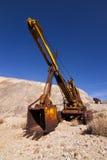 Old Mining Excavator Stock Image