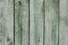 The old mint green wood. Vintage mint green old wooden planks wall background. Retro style filtered photo stock photos