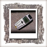 Old mobile Stock Photography