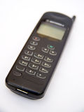 Old mobile phone. Stock Image