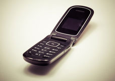 Old mobile phone Stock Photos