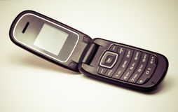 Old mobile phone Royalty Free Stock Image