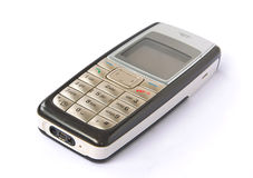Old mobile telephone Royalty Free Stock Photos