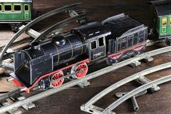 Old model railway Stock Photography