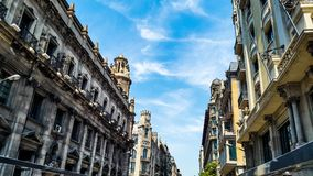 Old and Modern Buildings and architecture. In various countries Stock Photography