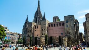 Old and Modern Buildings and architecture. In various countries Royalty Free Stock Photography