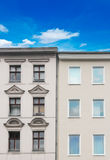 Old and modern house. Building in berlin germany Royalty Free Stock Image