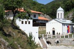 Old monastery. Near Pljevlja in Montenegro stock photos