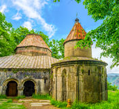 The old monastery buildings Royalty Free Stock Photos
