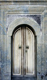 Old monastery door Royalty Free Stock Photo