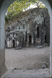 Old monastery stock photography