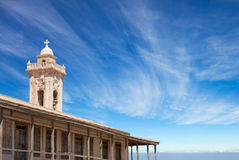 Old Monastery in Northern Cyprus Royalty Free Stock Photos
