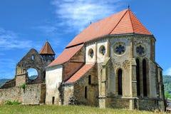Old Monastery Romania. Old cistercian monastery in Carta village, Transylvania, Romania stock photos