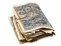 Old money Royalty Free Stock Image
