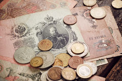 Old money Stock Photography