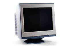 Old monitor. Stock Image