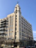 Old Montgomery Ward Administratiin Building Royalty Free Stock Images