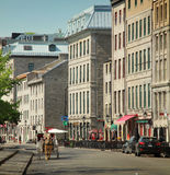 Old Montreal Royalty Free Stock Photography