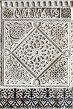 Moorish stone carving Stock Photography