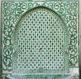 Old Moroccan fountain Stock Photography