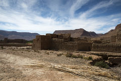 Old moroccan town Stock Image