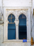 Old moroccan window Royalty Free Stock Photo