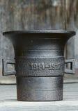 Old mortar Stock Photos
