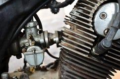 Old mortorbite engine Royalty Free Stock Photography