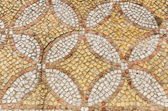 Old mosaic as background Stock Images