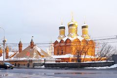 Old Moscow Royalty Free Stock Photo