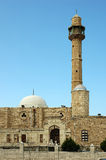Old mosque. In Tel-Aviv royalty free stock image