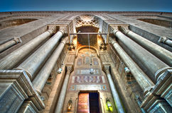 Old mosque in cairo Royalty Free Stock Photos