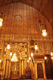 Old mosque in cairo Royalty Free Stock Photo