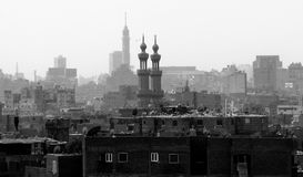 Old mosque in cairo. Located in old cairo Royalty Free Stock Photography