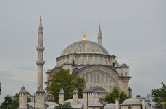 Old mosque chapel. Turkish sultanahmet istanbul Stock Photo