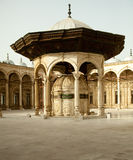 Old mosque in the Citadel in Cairo stock photos