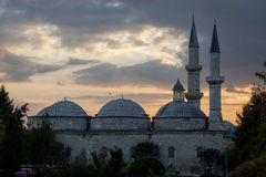 Old Mosque, Edirne, Turkey Royalty Free Stock Image