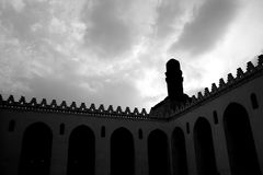 Egypt cairo mosque Stock Photo