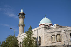 Old Mosque, Israel Stock Photo