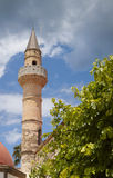 Old Mosque at Kos island in Greece Stock Photo
