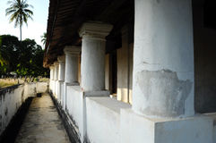 The Old Mosque of Pengkalan Kakap in Merbok, Kedah Stock Photography