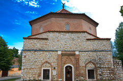 Old mosque of Siklos. Old turkish mosque of Siklos Stock Photos